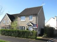 3 bedroom Detached house for sale in Labourham Way, CHEDDAR...