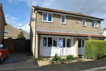 3 bed semi detached home in Fiveways Close, Cheddar...