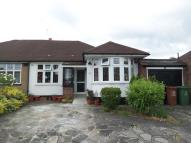 3 bed Semi-Detached Bungalow in Wren Road, Sidcup, Kent...