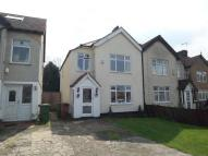 semi detached house in Wickham Street, Welling...