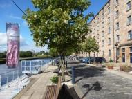 Flat in Speirs Wharf...