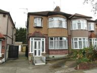 3 bed semi detached property in Dorchester Avenue...