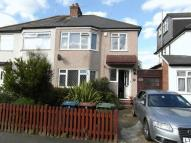 3 bedroom semi detached home in Canterbury Road...