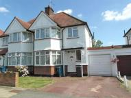 3 bedroom semi detached home for sale in South Way, North Harrow