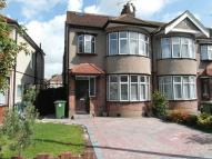 4 bedroom semi detached property in Sandhurst Avenue...