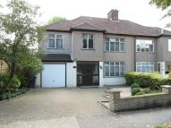 4 bed semi detached property in Parkfield Avenue...