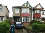 3 bed semi detached house for sale in Argyle Road, North Harrow