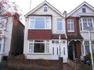 3 bed semi detached property to rent in Cobham Road...