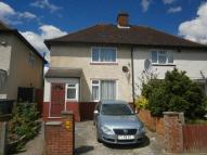 semi detached house to rent in Rosebery Road...