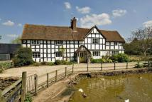 Detached house for sale in Heightington, Bewdley...