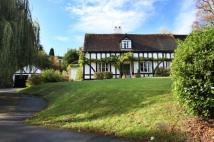 Detached home in Snuff Mill Walk, Bewdley...