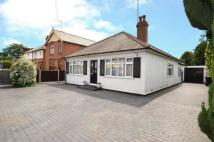 Bungalow in Lickhill Road...
