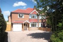 4 bed semi detached property to rent in Habberley Road, Bewdley...