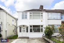 4 bed semi detached house in Brent Park Road, London...