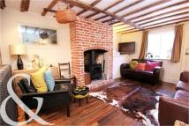 Terraced house in Sopwell Lane, St Albans