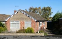 2 bed Detached Bungalow for sale in Beech Avenue, Keyworth...