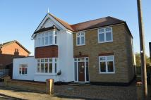 Detached house in Shepperton, Middlesex...