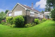 Bungalow in Chapelside, Ashover Road...