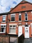 Terraced property in Granville Avenue...