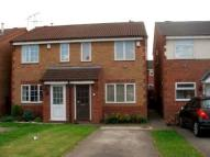 2 bedroom semi detached home in Ayton Gardens, Chilwell...