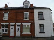 Terraced property in Wellington Street...