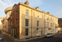 Town House in St. John Street Oxford...