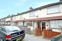 Terraced house in Davidson Road, Croydon...