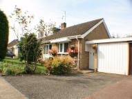 2 bedroom Semi-Detached Bungalow for sale in Haddon Close, Rushden...