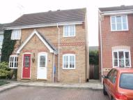 2 bedroom semi detached house in Saddlers Way, Raunds...