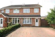 semi detached property in Quorn Close...