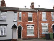 Terraced property in Salisbury Road...
