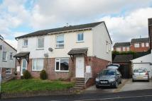 semi detached property in Maddock Drive, Plymouth