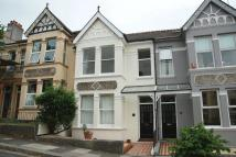 3 bed Terraced house in Edgcumbe Park Road...