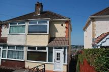 2 bed semi detached home to rent in Weston Mill Road...
