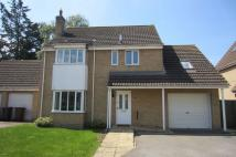 Detached home in Kitchener Close...
