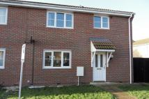 semi detached home in Hawk Close, Beck Row