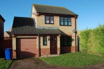 Detached home in Charles Melrose Close...