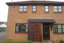 semi detached house in Falcon Way, Beck Row