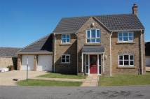 Detached house to rent in The Briars, Isleham