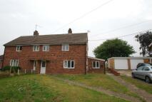 School Road semi detached house to rent