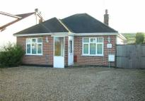 Detached Bungalow in Coppermill Road...