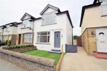 3 bedroom semi detached home for sale in Sipson Road, Sipson...