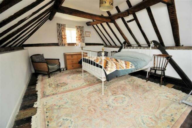 Bedroom Five (2nd Floor)