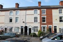 4 bed Terraced property in North Road, Harborne