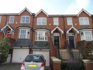 Terraced property for sale in Rose Road, Harborne