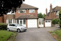 4 bedroom Detached house for sale in Elmdon Road, Selly Park