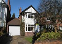 3 bed Detached home for sale in Knightlow Road, Harborne