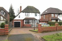 3 bedroom Detached property in Croftdown Road, Harborne
