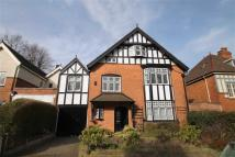 6 bedroom Detached house in Moorland Road, Edgbaston