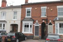3 bed Terraced home for sale in Greenfield Road, Harborne